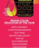 "2017 – Behindthechair.com ""BRAND COLOR EDUCATOR OF THE YEAR"" - Finalist"